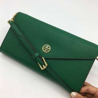 Tory Burch wallet on Chain / WOC / Crossbody