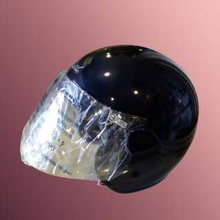 【瑞新小舖】全新機車騎士用全罩式安全帽(機車贈品)深藍色