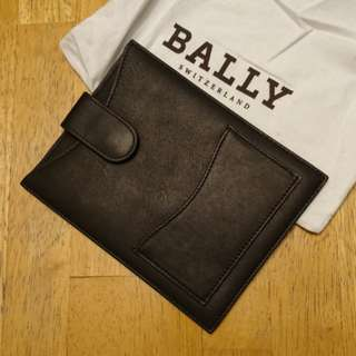 Bally passport holder