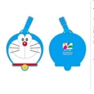 哆啦A夢吊飾造型悠遊卡