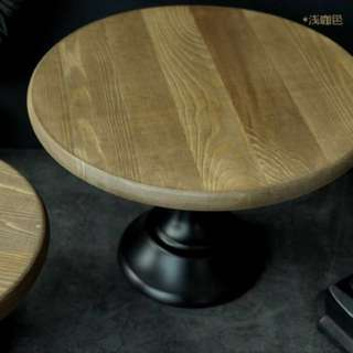For Rent: Wooden Cake Stand