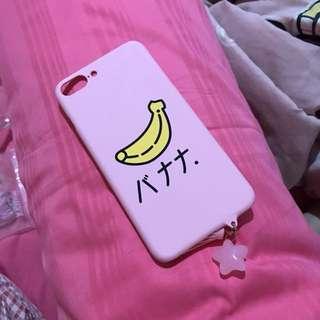 FREE ONGKIR Banana Pink Case iPhone 7 Plus