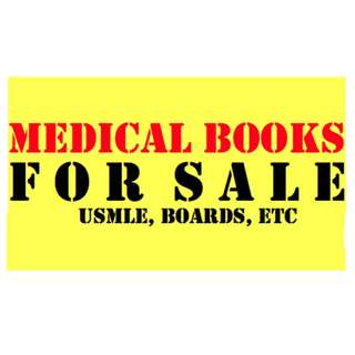 Medical Books for Sale! Revalida, Boards, USMLE, Review, Ward Books - Anatomy, Reference, Psychiatry, Dermatology, ENT, Immunology, Legal Medicine, Microbiology, Neurology, Obstetrics, Gynecology, Optha, Pharma, Pediatrics, Histology, Surgery, Radiology