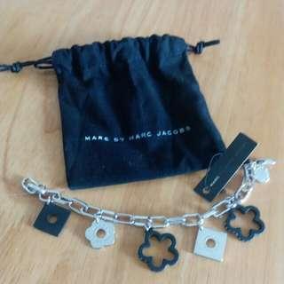聖誕禮物 全新Marc Jacobs 銀手鏈