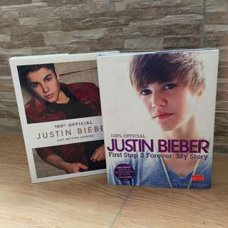 [$10!] Justin Bieber 2010-2012 Biography Books