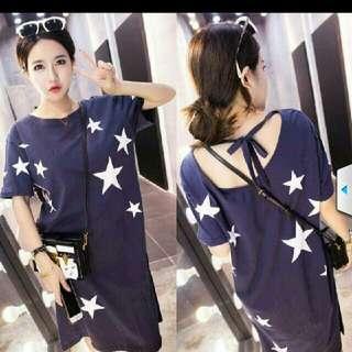 Korean Loose Dress