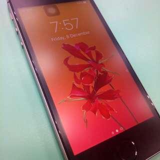 Apple iphone se smooth clean&shiny  wd fingerprint scanner original LTE