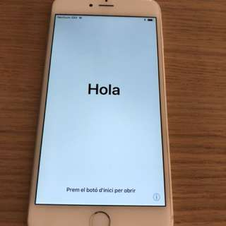 iPhone6 plus Silver 64G