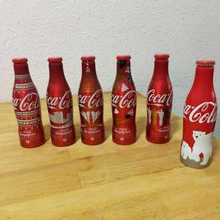 Coca-Cola Singapore SG50 Edition All 5 Plus Polar Edition
