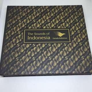 CD Garuda Indonesia Instrumental