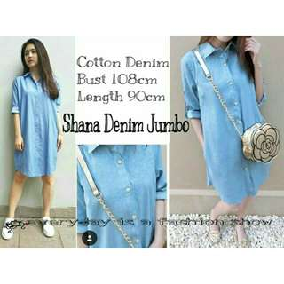 Shana Denim Jumbo
