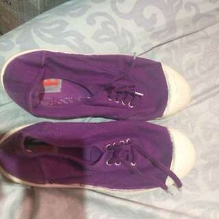 Bensimon Sneakers Purple