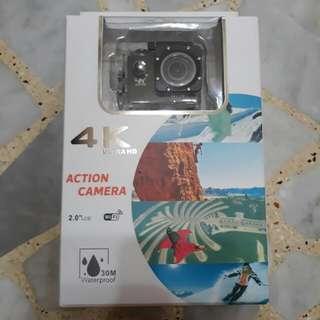 Action Camera Sport 4K