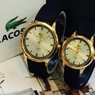 Lacoste class A but in a good quality couple watch