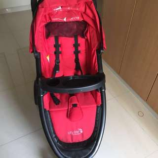 PRAM / STROLLER.  City Lite by baby jogger *Almost New Condition
