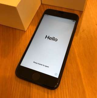Iphone 7 128GB 磨砂黑 Black