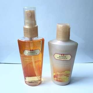 Victoria's Secret Perfume Mist & Body Lotion