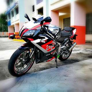 Aprilia RS125 (Negotiable)