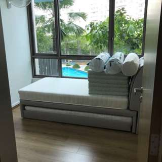 Commin Room at Nine Resident (Yishun)