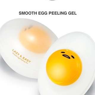 Gudetama Lazy & Easy Smooth Egg Peeling Gel