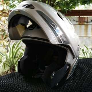 Used AGV GT Open Gr.1650 Flip-Up Helmet