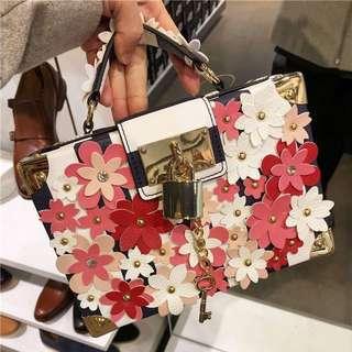 Original Aldo Flower Box Bag