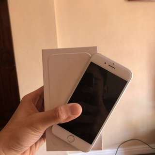 iPhone 6 64GB with box and charger