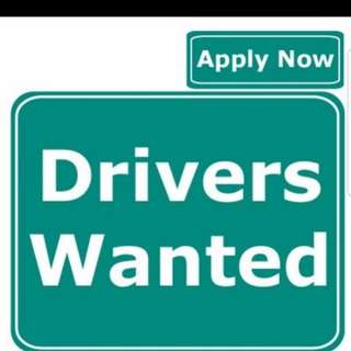 Looking for driver.