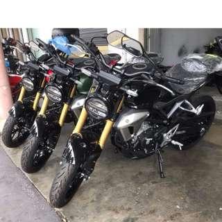 Honda CB150R ExMotion finally ready for register !!!
