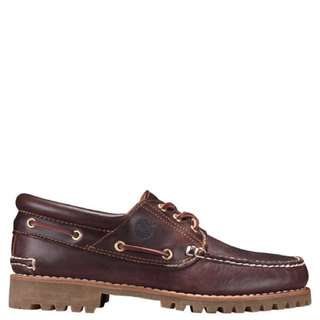 (PRICE REDUCED) Timberland Hommes 3 Eye Lug boat shoes