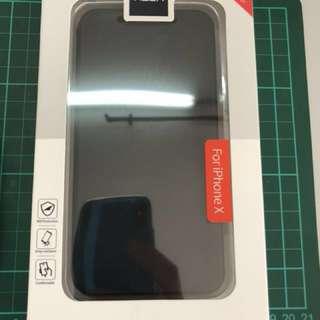 iPhone X番蓋式手機殼