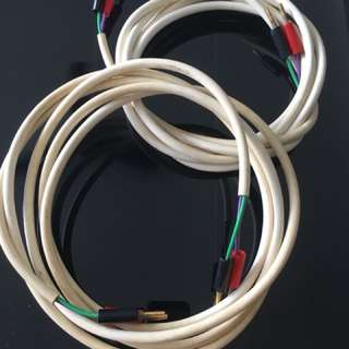 The Chord Company Classic Carnival speaker Cable
