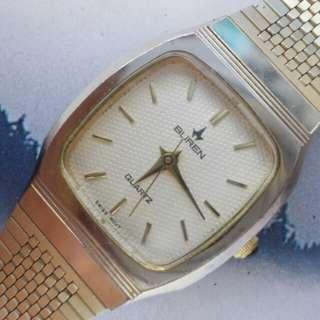 Vintage Buren Gent watch