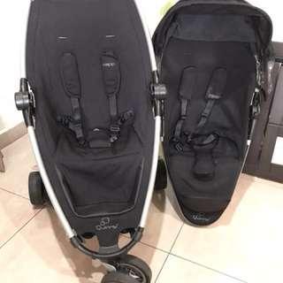 Quinny Zapp & Zapp Xtra Stroller