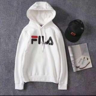 最新FILa hoodie