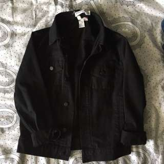 AMERICAN APPAREL JEAN JACKET XS