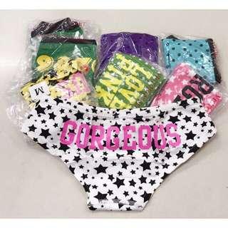 SALE!! 12pcs Victoria's Secret Panty (assorted)