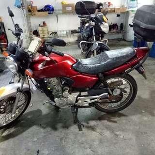 Honda Titan CG125