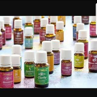 Young Living Essential Oils at least 20% off