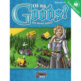 Oh My Goods! Board Game