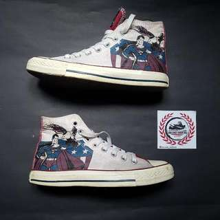 Converse Ct Superman Prind DC Comics