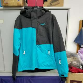Ladies Ski Jacket Size L