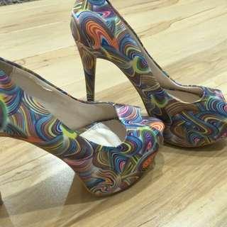 Betts High Heels size 8