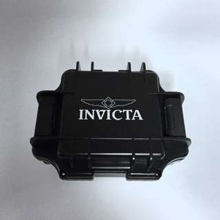 Invicta One Slot Black Dive Box Waterproof For Watches