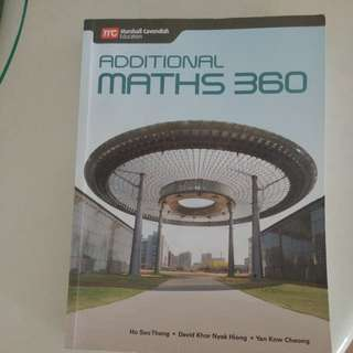 Additional Math 360