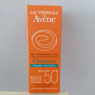 Cleanance, solaire sunscreen 5ml