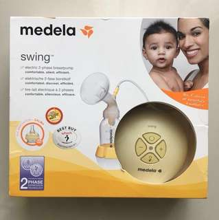 [FOC Milk Storage Bottle] Medela Swing Electric Pump