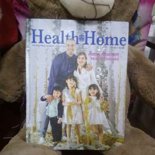 Health and Home Book bound Year2017