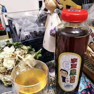 黃梅發酵汁