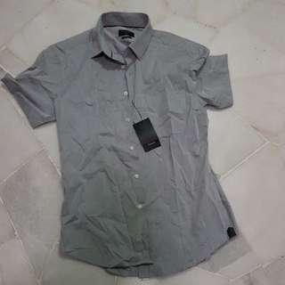 Easy iron shirt